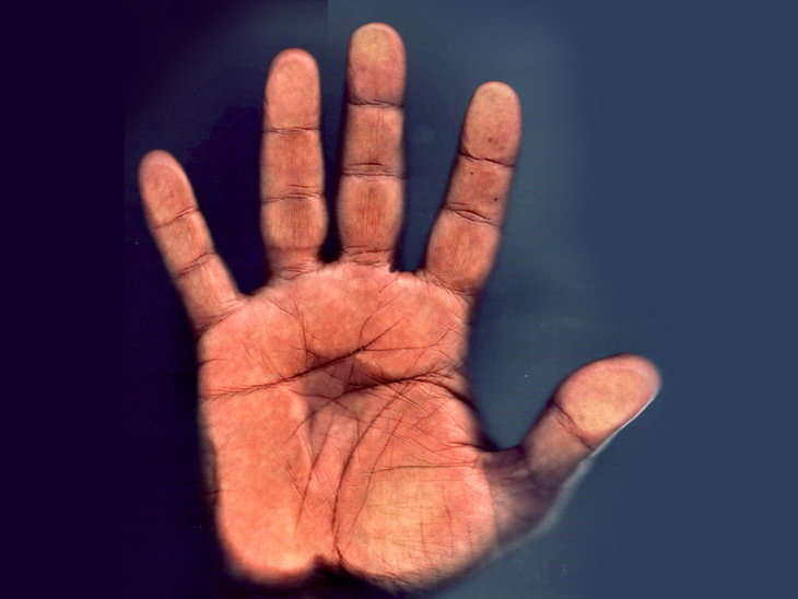 Psychology behind Palmistry