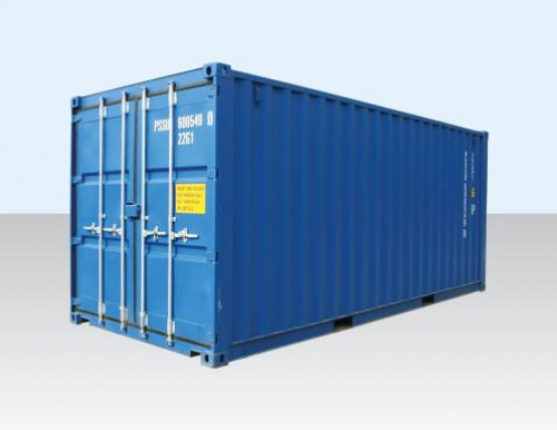 equipment and containers